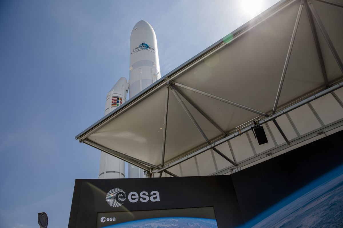 Arianespace Delays Rocket Launch Again After Aborted Attempt