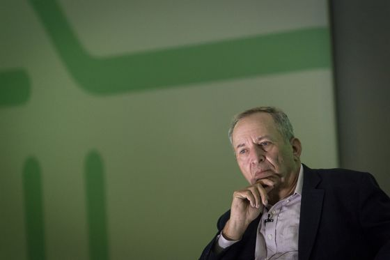 Summers Says Preparing for Pandemics Like Buying Amazon Early
