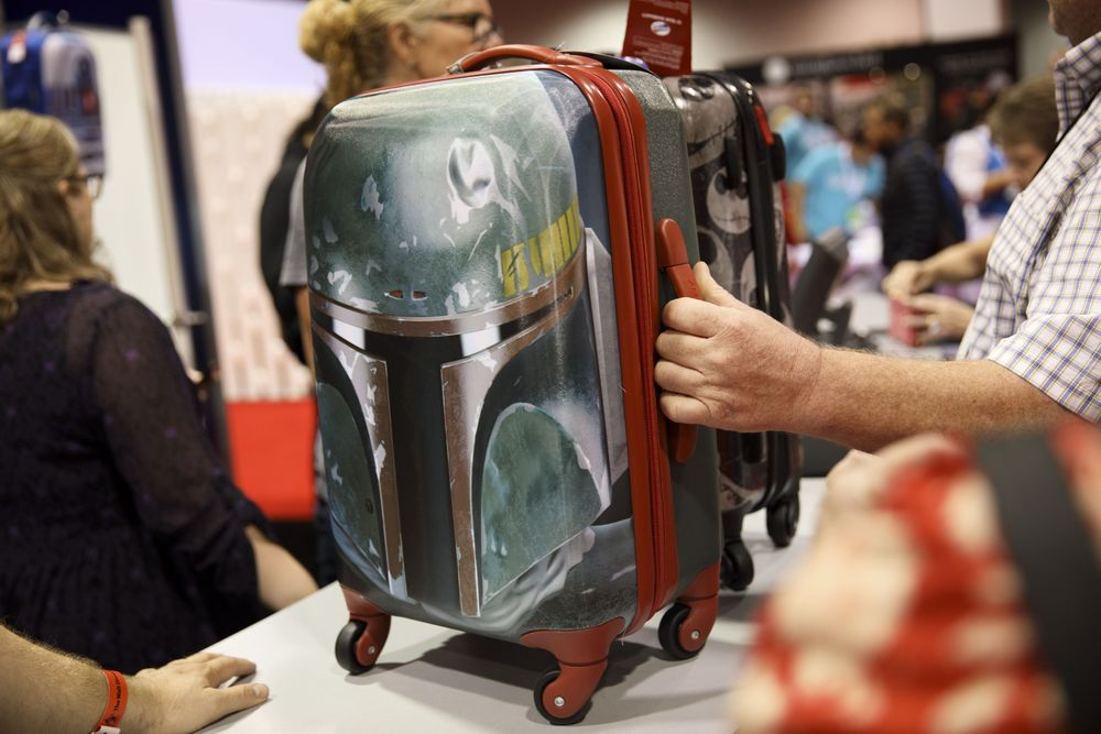 ab20ae5fc0d9 Samsonite Sees Trade War Hitting China Sales of Its Luggage - Bloomberg