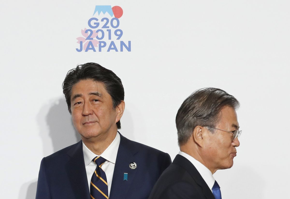 Japan, South Korea Make Last-Minute Push to Save Intel Pact