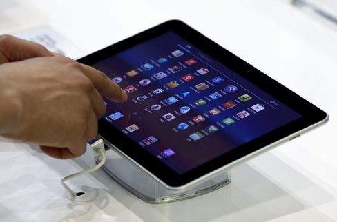 Apple Denied Ban on Samsung Tablet Computer During Appeal