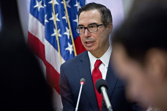 Mnuchin Says Turkey Faces More Sanctions If Pastor Not Released