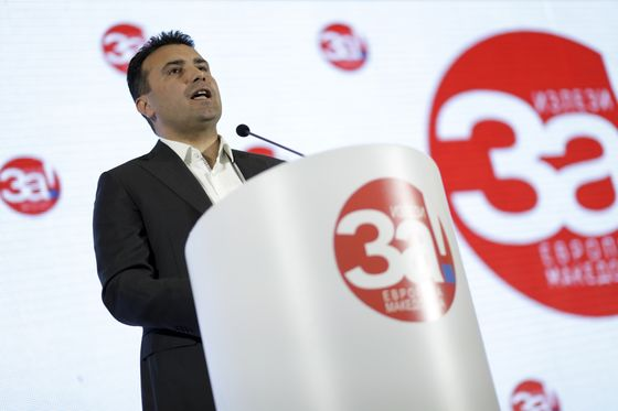 Macedonia Name Vote Teeters as Zaev Struggles to Muster Support