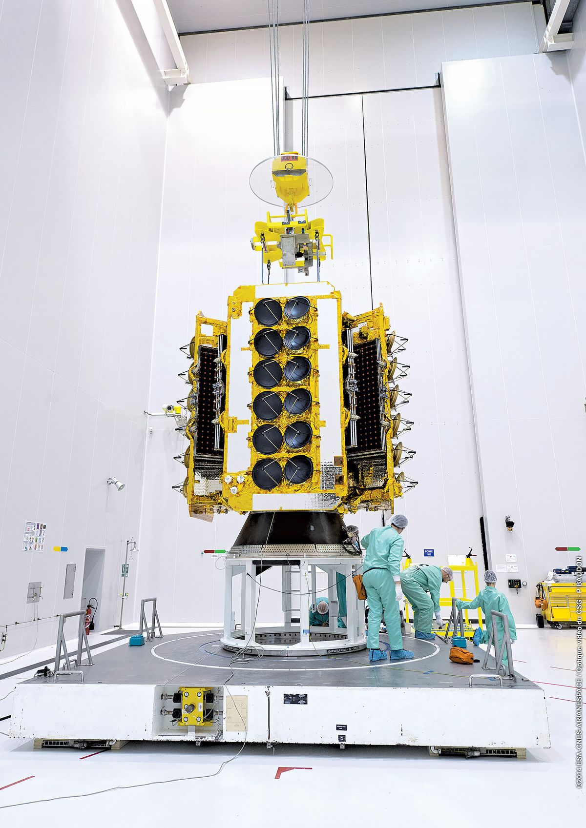 SoftBank's Satellite Startup Throws Down Gauntlet to Elon Musk