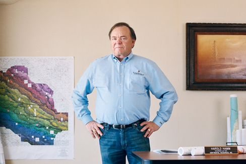 Mitt Romney Picks a Wildcatter to Guide Energy Policy