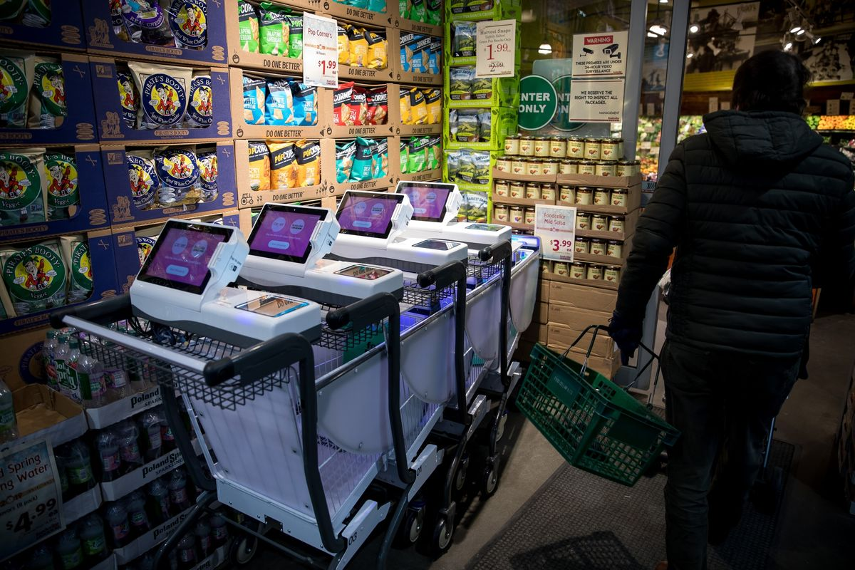 Amazon Go, One Year Old, Has Attracted a Host of Cashierless Imitators