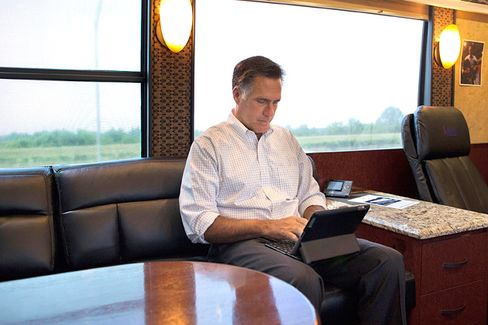 Does Campaign Chaos Mean Romney Is a Lousy CEO?