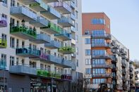 Residential Apartment Blocks in Stockholm