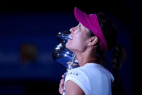 Tennis Player Li Na