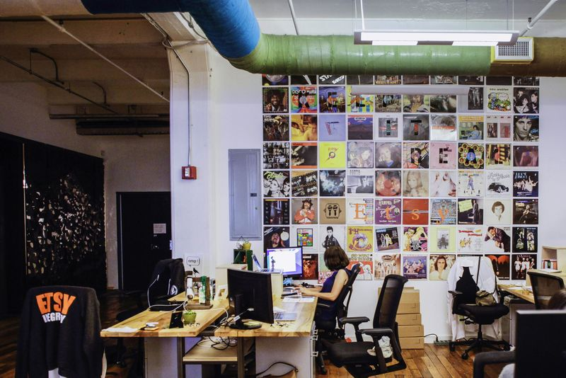 Etsy Headquarters In New York City August 2015