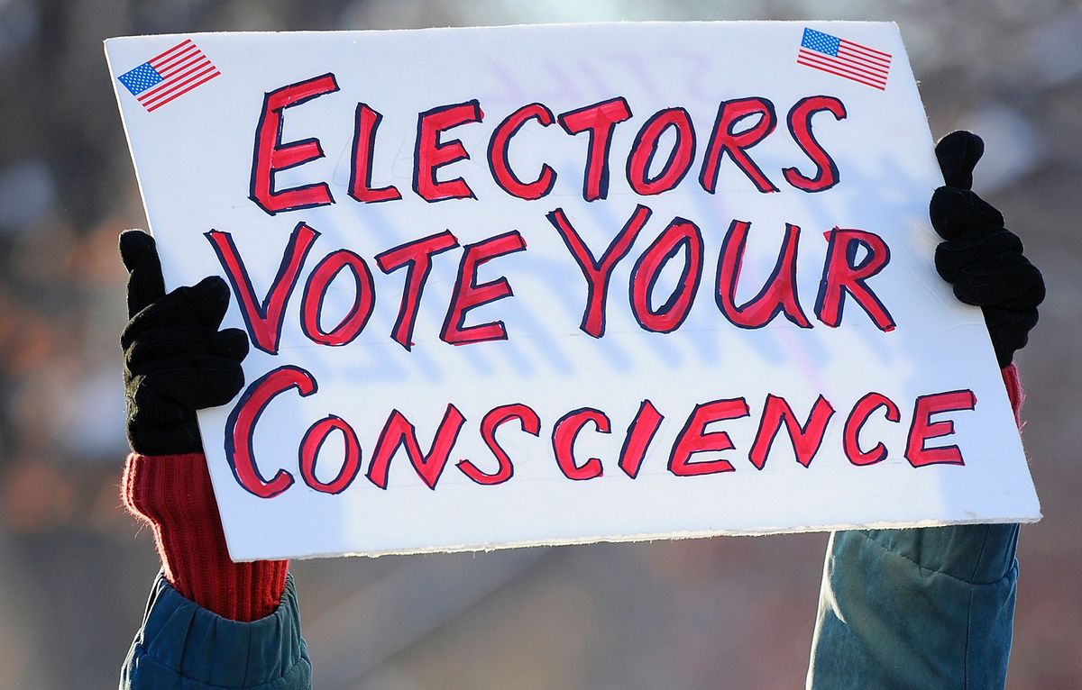 Appeals Court Opens the Door to Electoral College Chaos