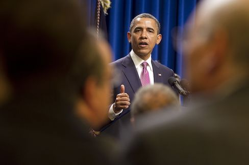 Obama Enlists Millionaires in Buffett Rule Campaign