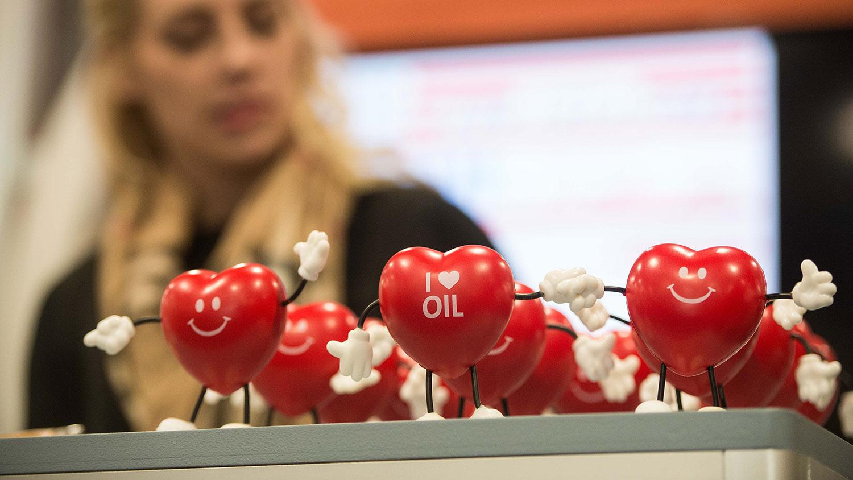 'I heart oil'
