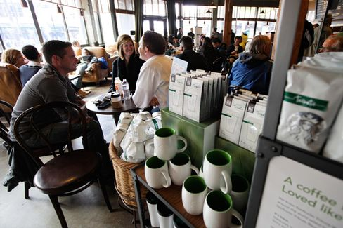 Hey, Look at Starbucks's Venti Pile of Money