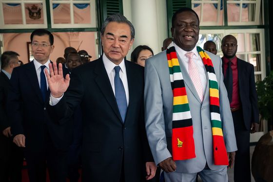 China Is Virtually Alone in Backing Africa's Coal Projects