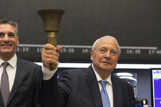 Heinz Hermann Thiele, Billionaire German Tycoon, Dies at 79