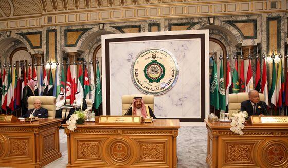 Saudi King Accuses Iran of Threatening Global Oil Supplies