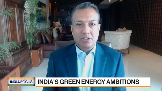 Goldman-Backed ReNew to Invest $9 Billion in India's Green Push