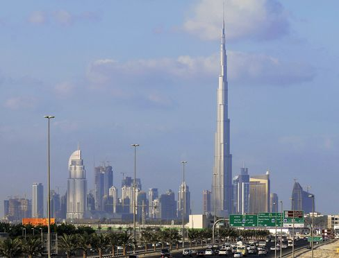 Dubai Stocks Rise Most in a Month