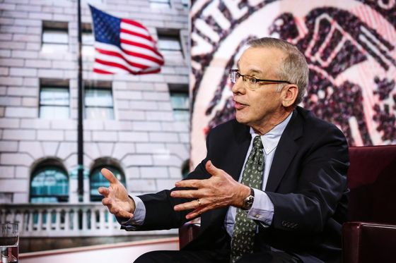 Dudley Urges Investors to Watch Economy, Not Fed's Balance Sheet