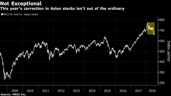 Trade War Just Noise and Asia Stocks Cheap to JPMorgan Asset