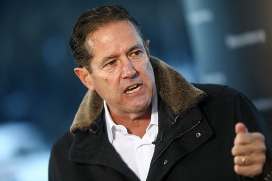 Barclays Says U.K. Is Probing CEO Jes Staley's Ties to Jeffrey Epstein