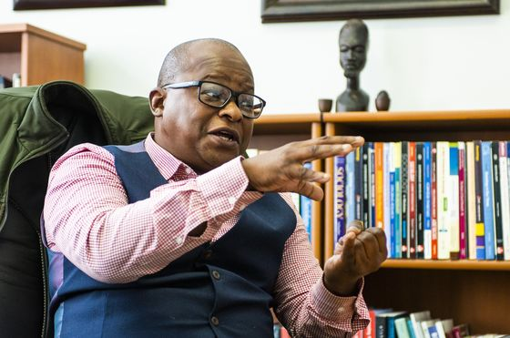 The Man Who Would Remake South Africa