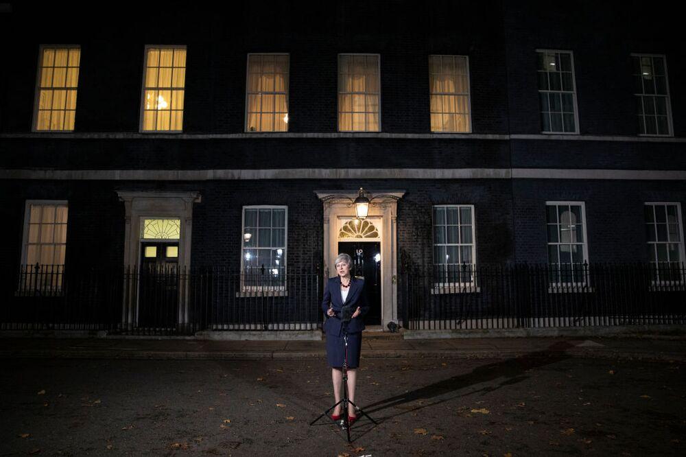 Η συμφωνία της Μέι για το Brexit δεν είναι λύση