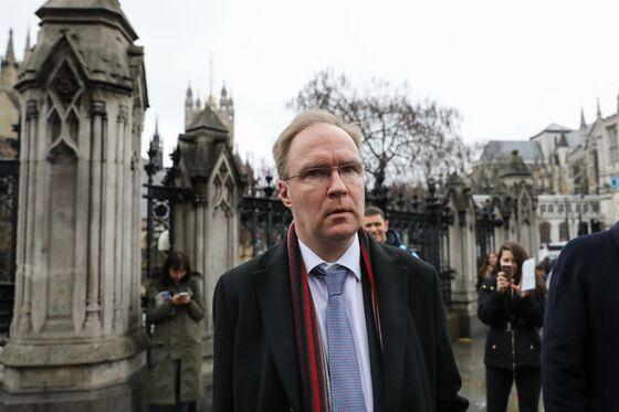 Don't Humiliate U.K. Over Brexit, Former Envoy Rogers Tells EU
