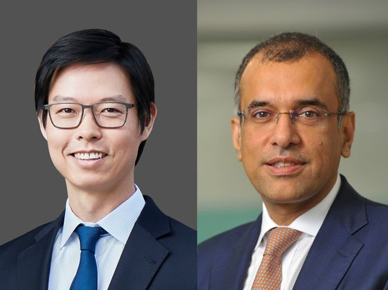 HSBC Appoints Liao, Rosha as Asia Co-CEOs to Replace Wong