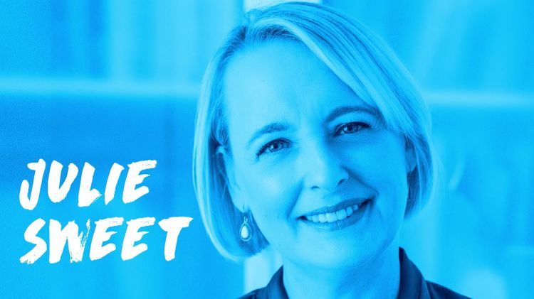 relates to Episode 9: Accenture CEO Julie Sweet