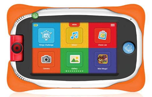 Nabi Jr. tablets Source: Nickelodeon/PRNewsFoto