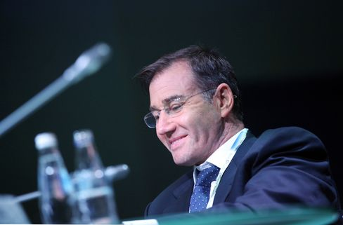 Glencore Chief Executive Officer Ivan Glasenberg