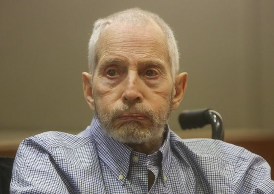 Robert Durst Ordered to Stand Trial for 2000 Murder of Friend