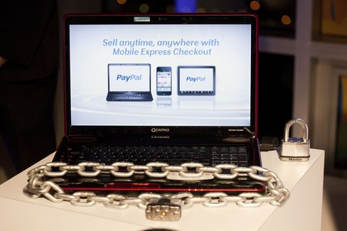PayPal Mobile Application Event