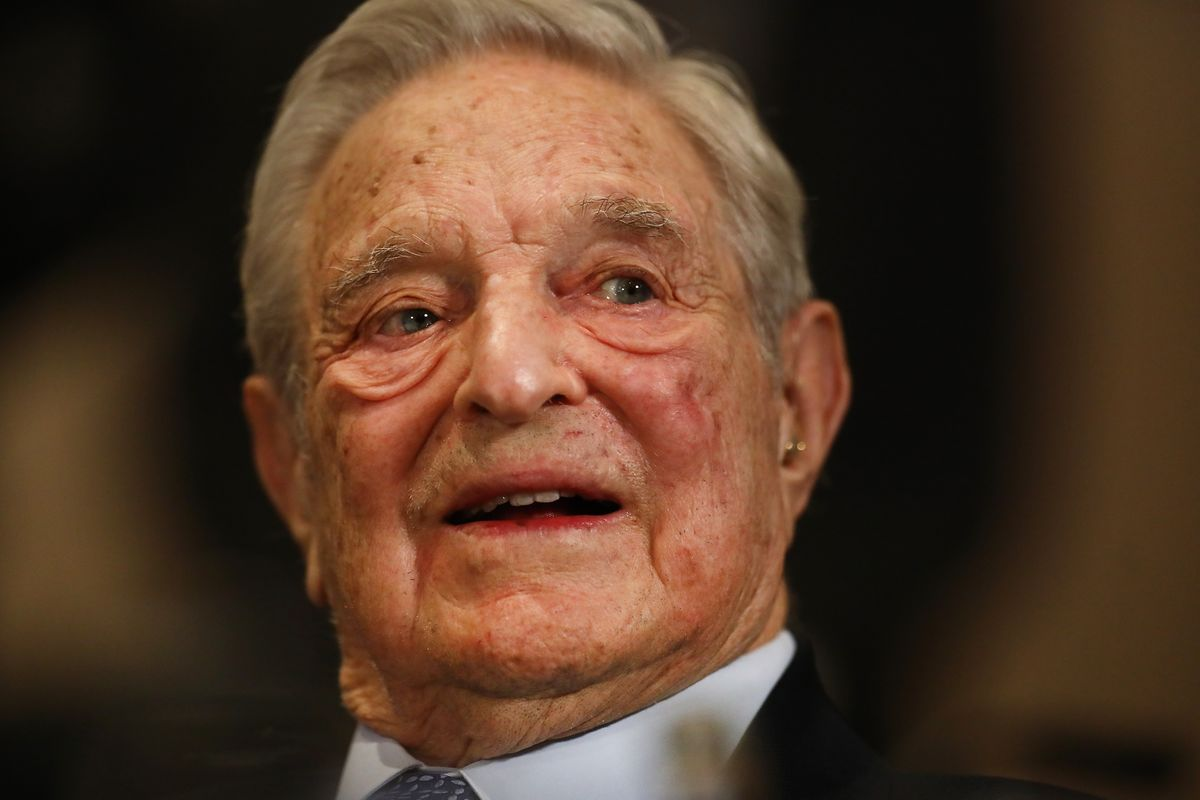George Soros In His Own Words: Prepared Remarks for Davos Speech