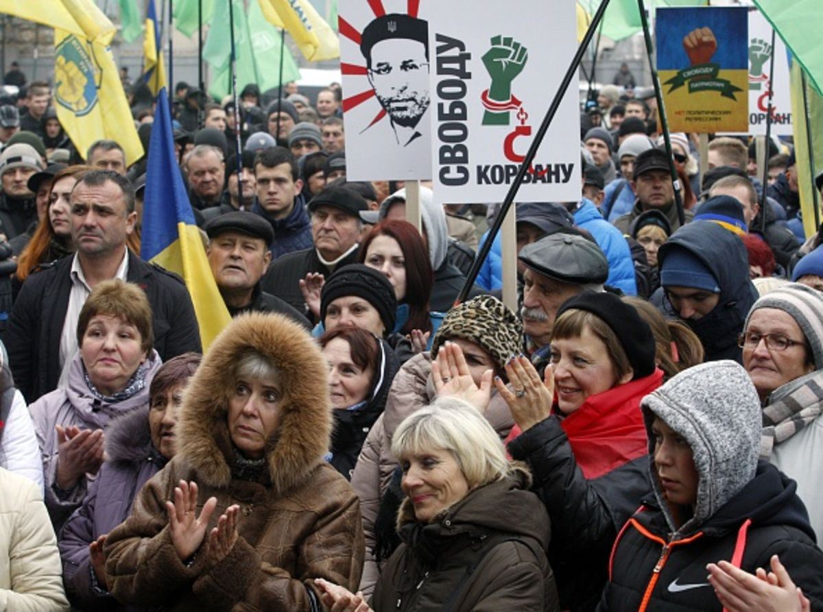 Ukraine Is in Danger of Becoming a Failed State