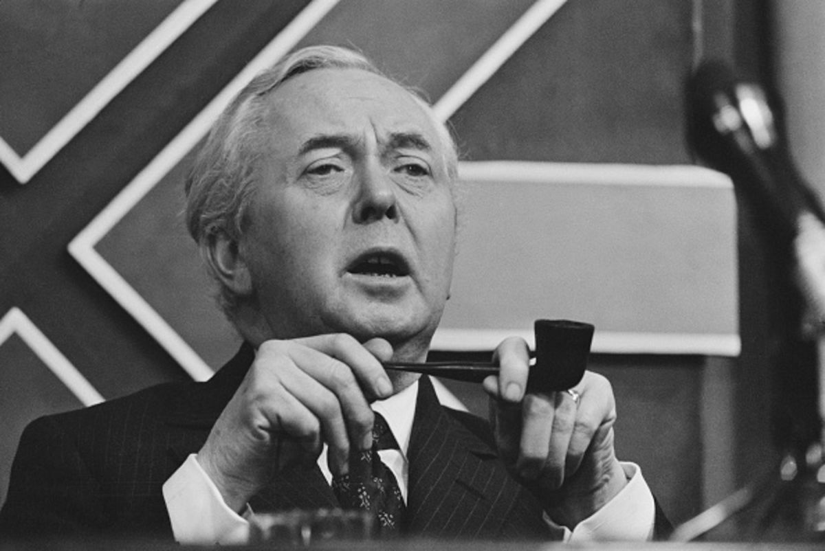 why did harold wilson win the Since the mid-1970s, a variety of conspiracy theories have emerged regarding british labour prime minister harold wilson, who served as the prime minister of the united kingdom from 1964 to 1970 and 1974 to 1976, winning four general electionsthese range from wilson having been a soviet agent (a claim which mi5 investigated and found to be false), to wilson.