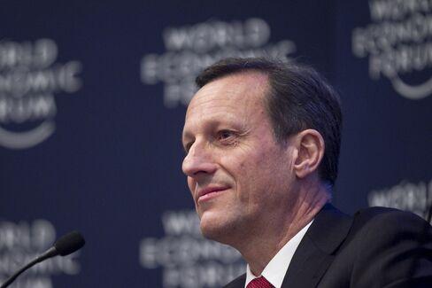 Novartis AG Chairman Daniel Vasella