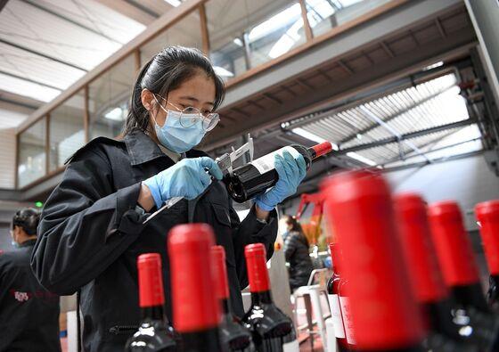 China Wants Its Very Own Bordeaux Region on Edge of Gobi Desert