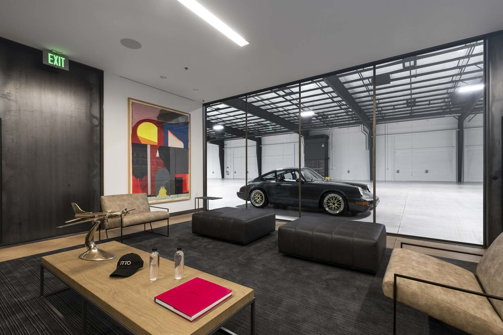 Soho House Meets Ez Park At New Clubs For Wealthy Car Lovers Bloomberg