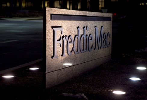 Bond Traders Shunning Freddie Means Taxpayers Lose