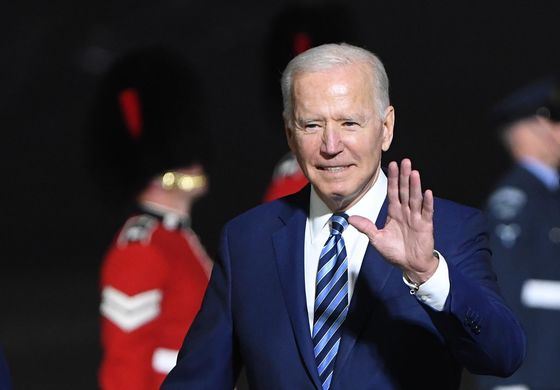 Biden, G-7 Leaders Plot Global Vaccination Surge to End Pandemic
