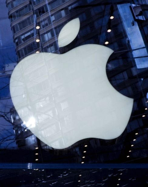 Apple's Revenue May Grow 50% Through 2012