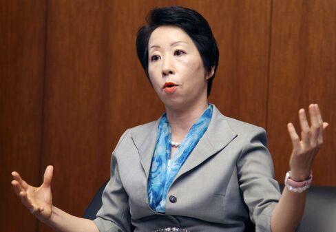 BOJ Member Sayuri Shirai