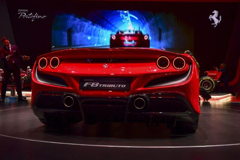 Opening Day Of The 89th Geneva International Motor Show