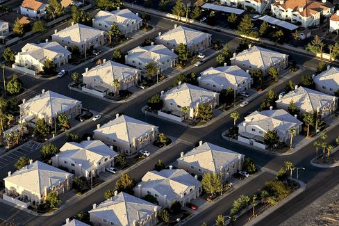 Rising U.S. Home Prices May Shrink FHA Shortfall in Obama Budget