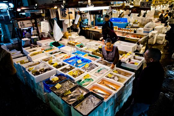 End of an Era for theWorld's Most Famous Fish Market