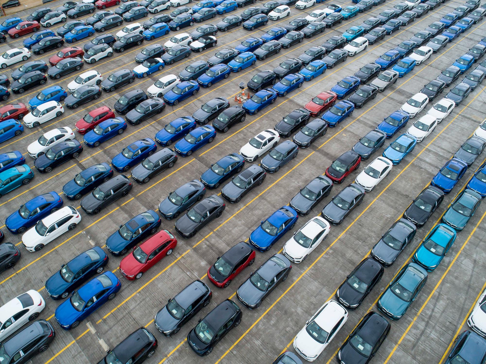 Imports & Exports At Port Of Southampton
