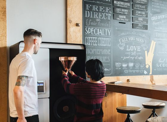 Big Coffee Has Problem as Craft Roasters Cut Out a Middleman